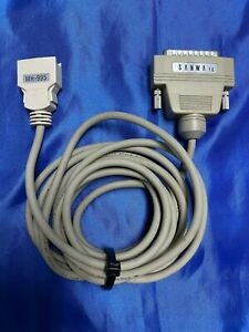 Olympus MH-995 RS-232 Printer Remote Cable for CV-160/165/260/180/190 Processors