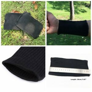 Outdoor Working Safety Anti-Cut Protective Arm Sleeves for Butcher Builder 20cm