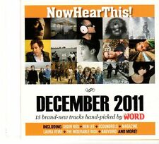 (FP804) Now Hear This! Issue 106 December 2011 - The Word CD