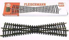 Fleischmann Gleismaterial für Spur N Modelleisenbahn