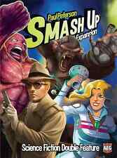AEG: Smash Up Board Card Game - Science Fiction Double Feature (New)