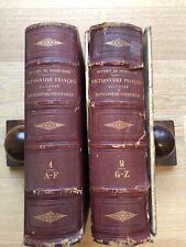 Astronomie Populaire - C. Flammarion Band 1 und 2 - von 1881 - antike Bücher
