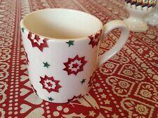 Emma Bridgewater Joy Stars Mini Espresso Mug Best New