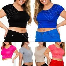 Unbranded Viscose Petite Tops & Blouses for Women