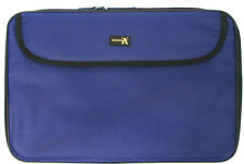 NEW 17 17.4 INCH DURABLE NOTEBOOK LAPTOP CARRY BAG CASE, BLUE