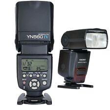 YongNuo Digital Speedlite YN560-IV Wireless Flash & Trigger for Canon Nikon
