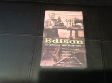 Edison : Inventing the Century by Neil Baldwin (2001, Paperback)
