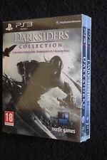 PS3 : DARKSIDERS COLLECTION - Nuovo, ITA ! Con Darksiders I e II e Season Pass