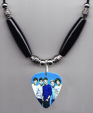 1 One Direction Band Photo Guitar Pick Necklace #2 1D