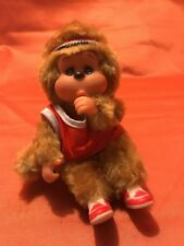 MONCHHICHI MONCHICHI DOLL mty international 1981 Runner Headband Tan B5