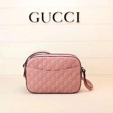 Gucci Pink Shoulder Handbag Bag Luxury For Women
