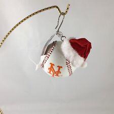 Team Sports America Team Baseball Ornament New York Mets MLB