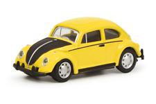 Volkswagen VW Beetle Yellow/Black 1:87 452633400