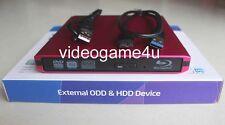 USB 3.0 external Lite-On DS-6E2SH Blu-ray Combo BD-ROM Optical Drive Player New