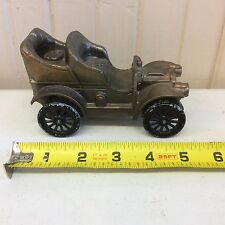 Vintage Banthrico coin bank- 1906 Oldsmobile Touring Runabout  (R 3)
