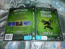 CRUSTY DEMONS - A DECADE OF DIRT (VOLUME X) (DVD, M) (133194 A)
