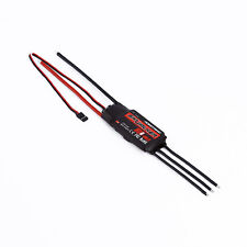 80A 2-6S Brushless ESC Speed Controller RC Airplane for Hobbywing Skywalker