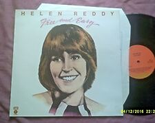 HELEN REDDY-FREE AND EASY 1974 LP