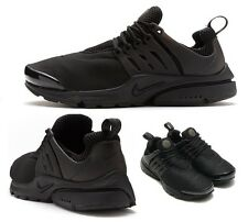 Nike Air Presto Triple Black OG Size M UK 10 EUR 45 BNIB *305919 009*