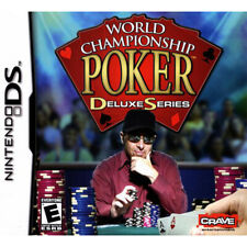 World Championship Poker Deluxe Series [E] CART ONLY