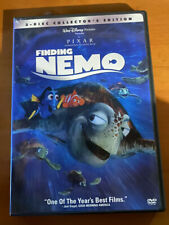 New listing Finding Nemo Dvd 2003 2-Disc Set Collector's Edition Disney Family Children Kids