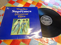 Diana Ross & The Supremes Greatest Hits LP 1968 STML11063 **EX-/VG+**