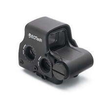 New Eotech Night Vision Compatible Black Holographic Red Dot Sight 68Moa Exps3-4