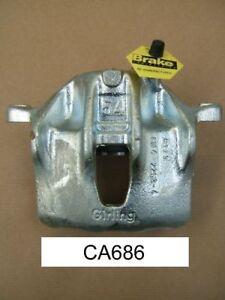 BRAKE CALIPER FITS VOLVO 440 460 480 FRONT LEFT BRAKE ENGINEERING CA686