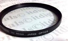 86mm MULTI-COUCHES MC UV Protection Verre Protecteur lentilles filtre 86 mm 86