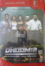 DHOOM:2 SPECIAL EDITION 2 DISC SET YESH RAJ FILMS ORIGINAL BOLLYWOOD DVD