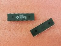 1x ZILOG Z0800206PSC Z8000 16 BIT 6MHz CPU CENTRAL PROCESSING UNIT 40 PIN DIP