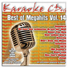 Karaoke CDG CD+G - Best of Megahits Vol.14 - Pop und Chart Megahits - Neuware