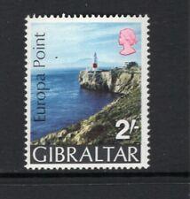 Gibraltar 1970 EUROPA POINT MNH SC 233 SG 247