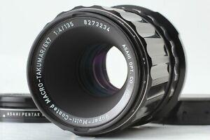 【APP MINT】 Pentax SMC Macro Takumar 6x7 135mm f/4 Lens For 67 6X7 From JAPAN