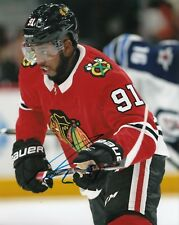 ANTHONY DUCLAIR signed (CHICAGO BLACKHAWKS) autograph HOCKEY 8X10 photo W/COA #2