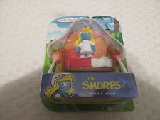 Jakks Pacific The Smurfs - Smurfette with Bed
