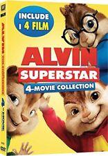 Alvin Superstar Box Set (4 Dvd) 20th Century Fox