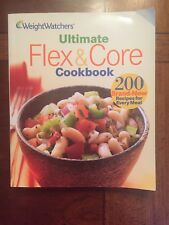Weight Watchers ULTIMATE FLEX & CORE COOKBOOK Points Plus plan food guide recipe
