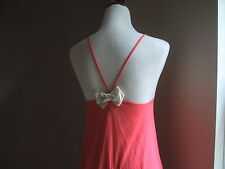 Free People Anthropologie Backless Rhinestone Dress or Top Sz S Small Petite SP