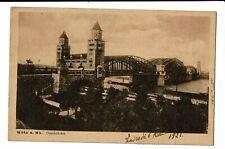 CPA-Carte postale-  Allemagne- Köln- DOM Brücke-1921   VM1545