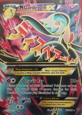 Pokemon TCG XY STEAM SIEGE : MEGA M GARDEVOIR EX FULL ART 112/114