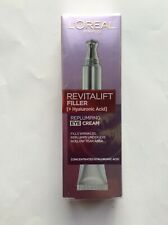 L'oreal Revitalift Filler Hyaluronic Acid Eye Cream 15ml
