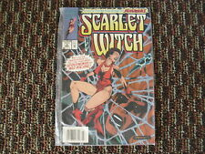Marvel Comics Scarlet Witch Vol 1 No 3 March 94 A Tale From The Edge of Madness