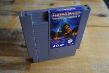 Jeu IRON SWORD WIZARDS & WARRIORS II 2 pour Nintendo NES