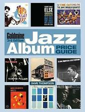 New, Goldmine Jazz Album Price Guide, 3rd edition, Thompson, Dave, Book