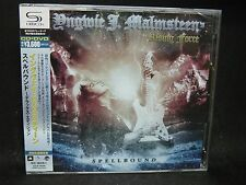 YNGWIE J. MALMSTEEN'S RISING FORCE Spellbound JAPAN SHM CD + DVD Alcatrazz