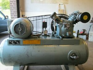 Industrial Air Compressor Single phaseIngersoll Rand