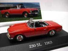Mercedes Typ 230 SL - W113 - 1963 - '03' der  Modell-Sammlung 'DeAgostini'