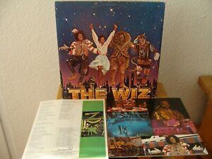 Michael Jackson The Wiz USA LP Excellent - near MINT