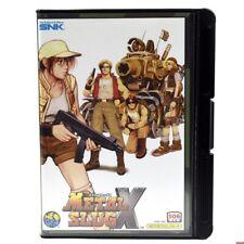 Metal Slug X SNK AES Neo Geo System Japan Legit Original Mint